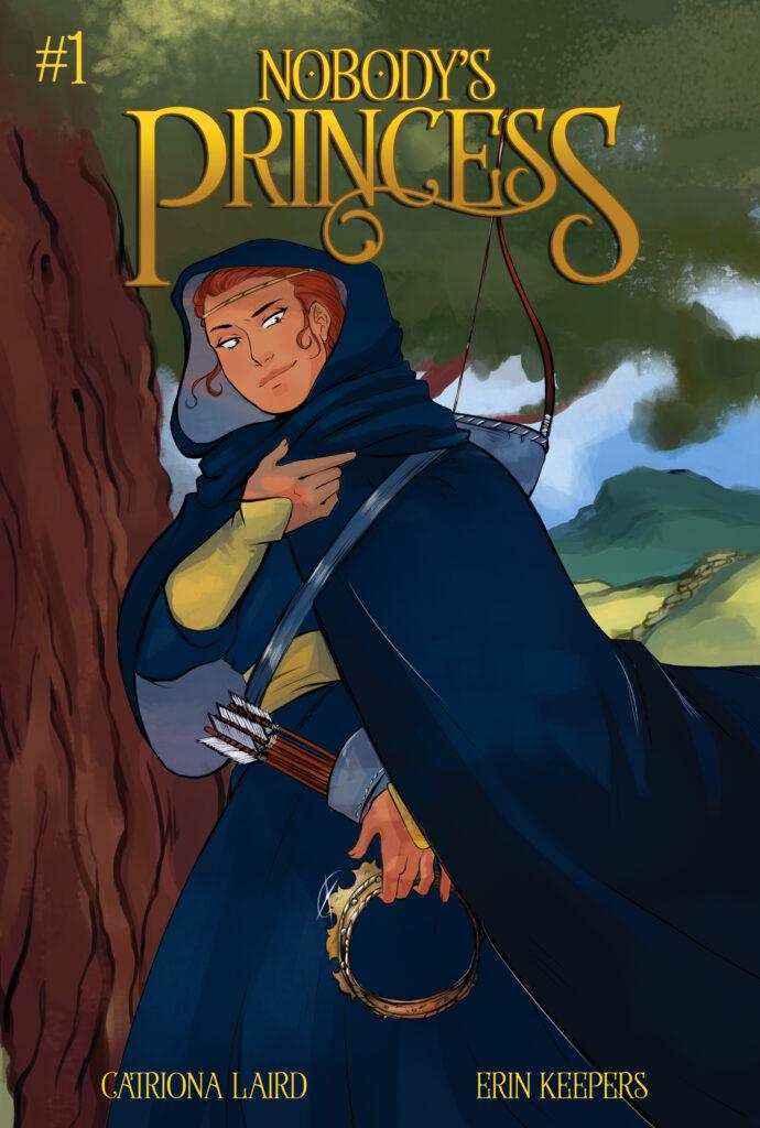Nobody's Princess Cover